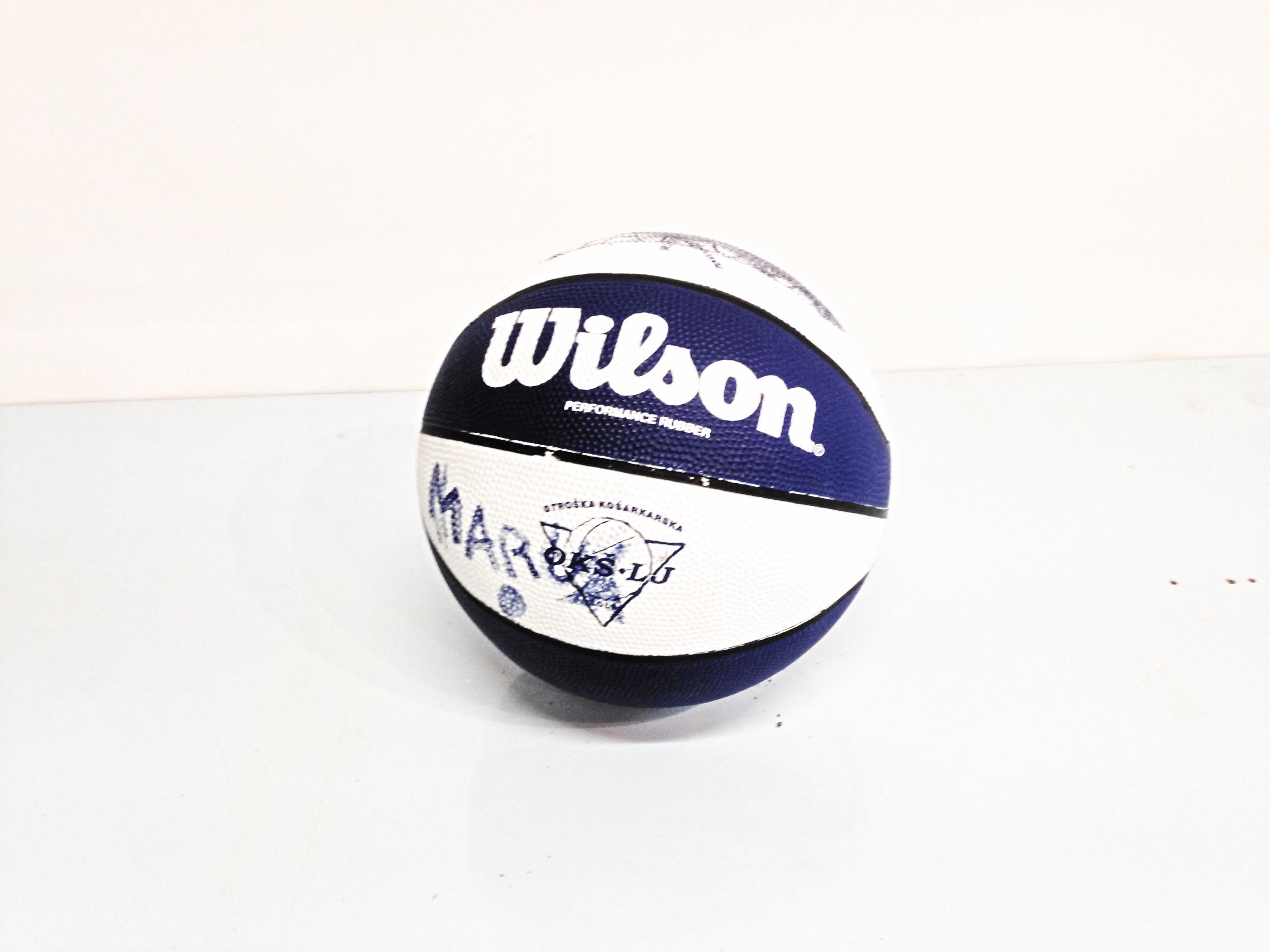 Žoga, košarkaška