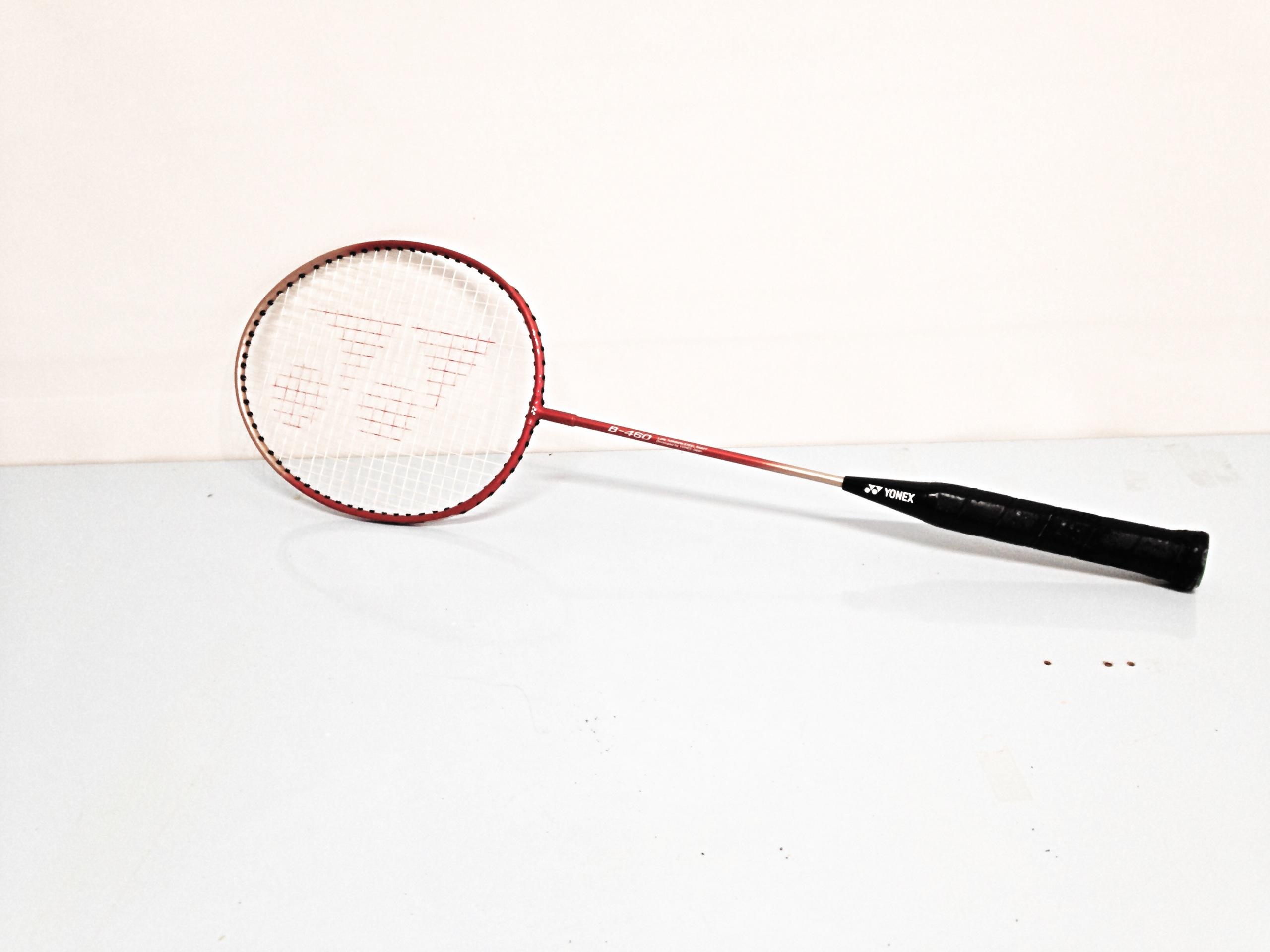 Lopar, badminton