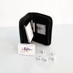 Karte in kocke, set
