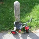 Kolo, tricikel