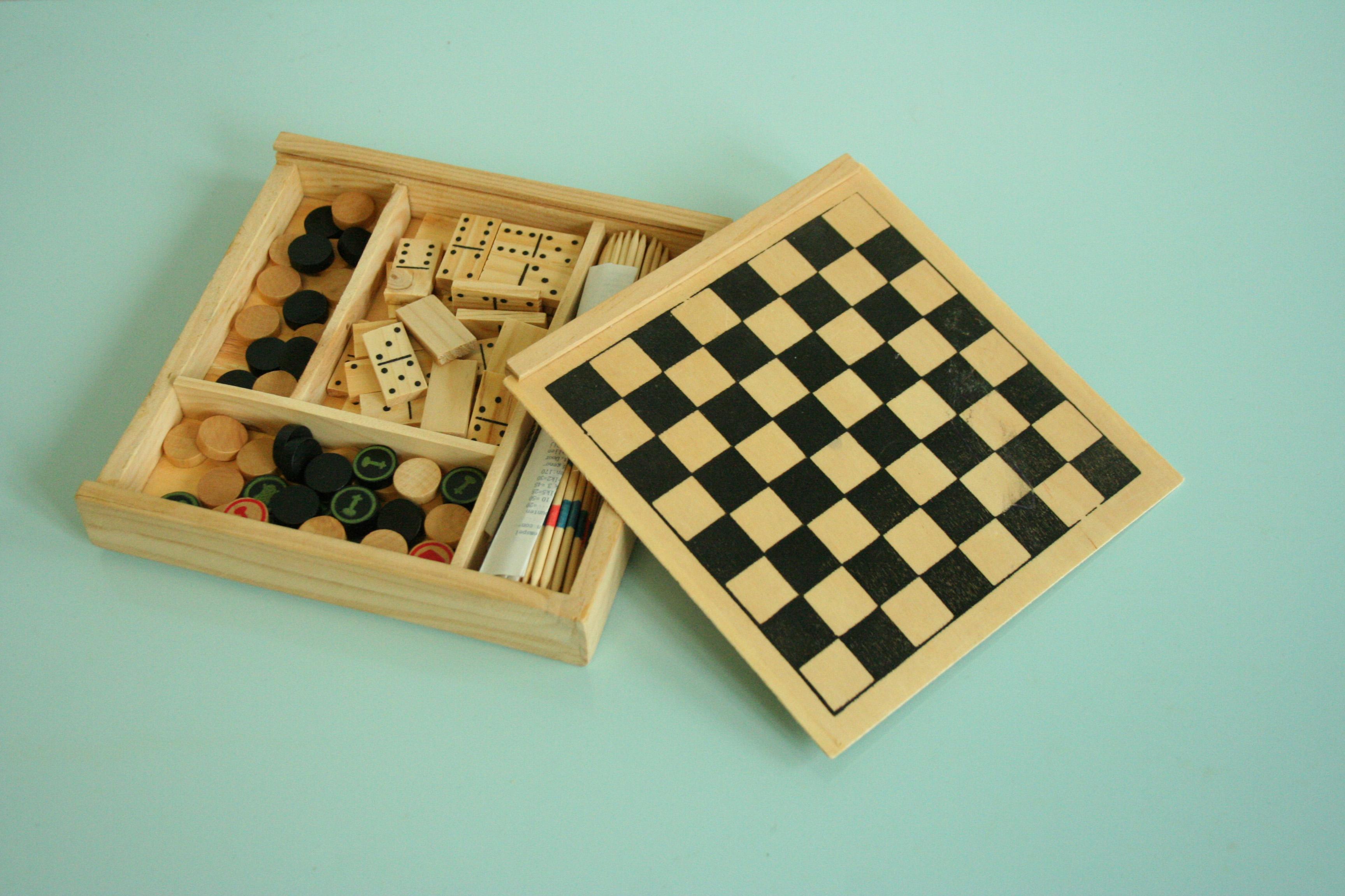 Šah, mini